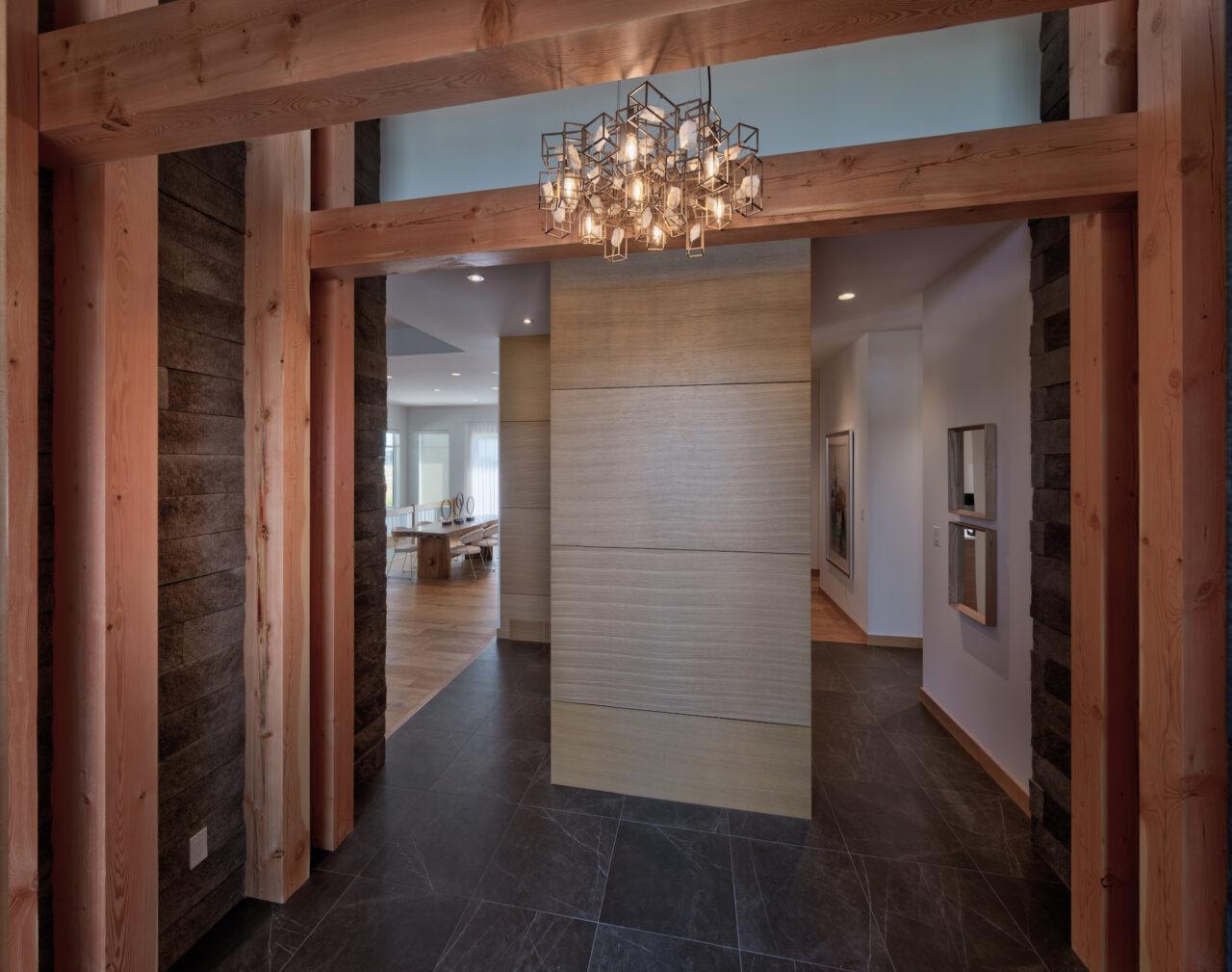 custom foyer